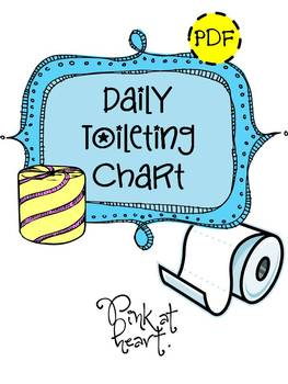 Daily Toileting Chart