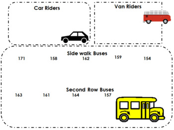 Daily Transportation Info