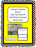 Harcourt Trophies Grade 1 Daily Tune-Up with the Editing S