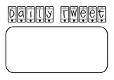 Daily Tweet Template