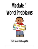 Daily Two-Step Word Problems (Engage New York/ Eureka Module 1)