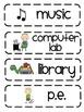 Daily Visual Schedule Cards {FREEBIE!}
