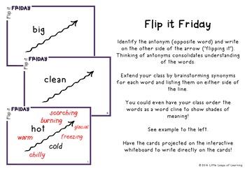 Daily Vocabulary Mini-Lessons: Grade 1 (SET B)