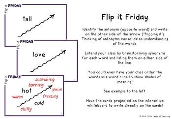 Daily Vocabulary Mini-Lessons: Grade 2 COMPLETE BUNDLE