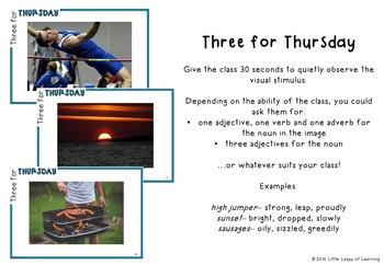 Daily Vocabulary Mini-Lessons: Grade 2 (SET D)