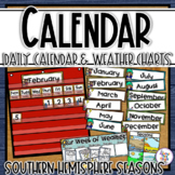 New Zealand Daily Wall Calendar Display Kit