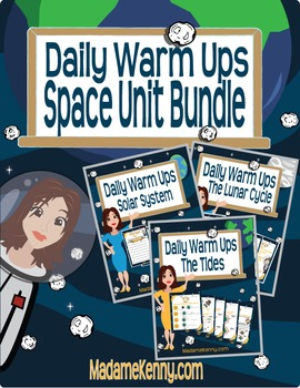 Science Daily Warm Up Bundle