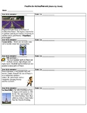 Daily Warm Up Sheets - 40 Days French/Francais