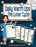 Daily Warm Ups: Lunar Cycle