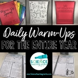 Daily Warm-Ups for the Entire Year