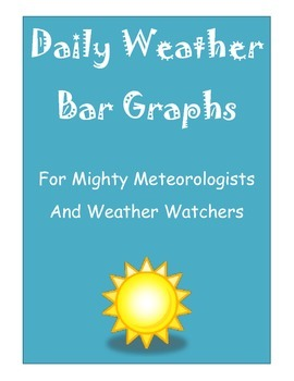 Daily Weather Bar Graphs