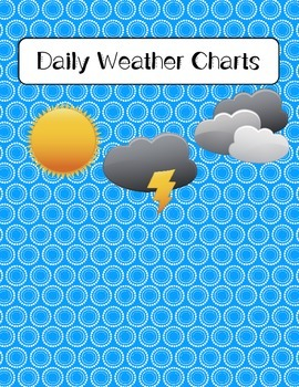Daily Weather Chart