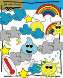 Daily Weather Clipart