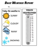 Daily Weather Report