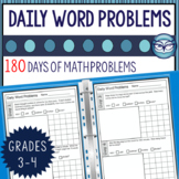 Daily Math Word Problem Bell Ringers