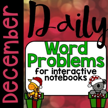 Daily Problem Solving: December