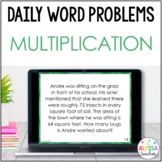 Daily Math Review: Multiplication