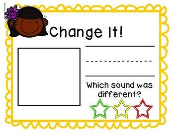 Daily Phonics and Phonemic Awareness for Kindergarten Set 5