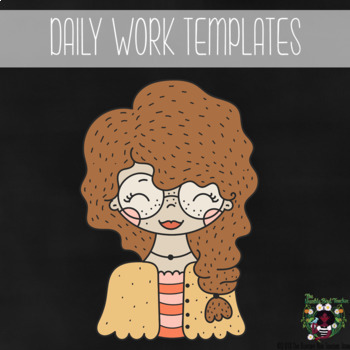 Daily Work Templates