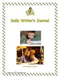 Daily Writer's Journal