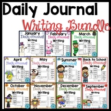 Daily Quick Writes Writing Journal Bundle