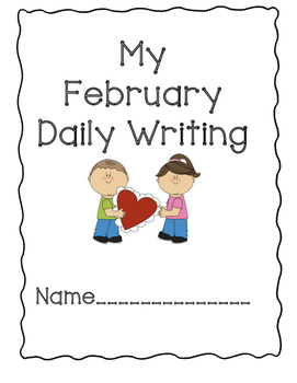 Daily Writing Journal: February
