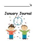 Daily Writing Journal - January
