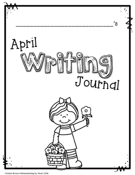 Daily Writing Pages: April