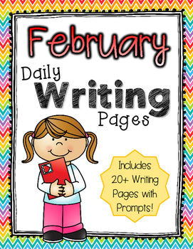 Daily Writing Pages: February