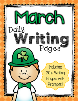 Daily Writing Pages: March