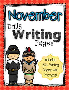 Daily Writing Pages: November