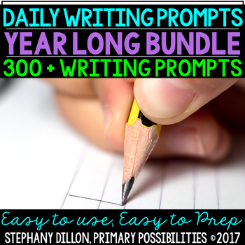 Daily Writing Prompt Bundle