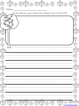 Daily Writing Prompts for the School Year - Prompt a Day Journal (Gr. k-2)