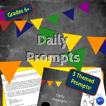 Daily Writing Prompts