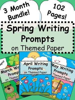 Daily Writing Prompts For The Year {365 Themed Pages!}