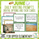 Writing Prompts for June Summer