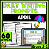 Daily Writing Prompts-April