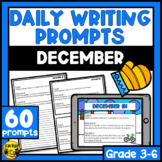 Daily Writing Prompts December