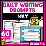Daily Writing Prompts-May
