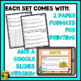 Daily Writing Prompts Month by Month Whole Year Bundle