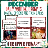 Daily Writing Prompts for Christmas NZ