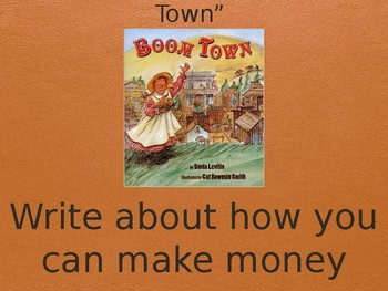 Daily Writing Prompts Treasures U2W1