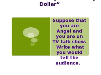 Daily Writing Prompts Treasures U2W4