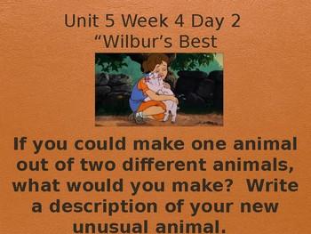 Daily Writing Prompts Treasures U5W4