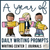 Daily Writing Prompts for the Whole Year | Writing Center