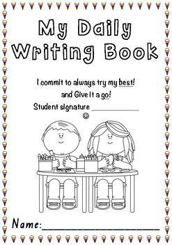 Daily Writing Year 1