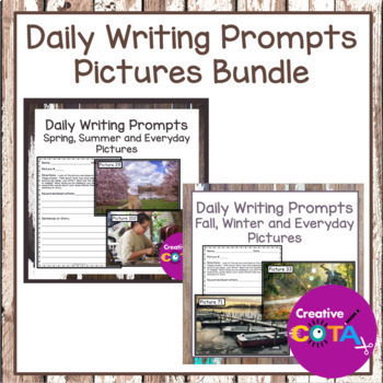 Daily Writing with Pictures Bundle