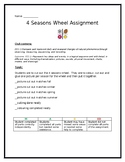 Daily and Seasonal Changes Assignment