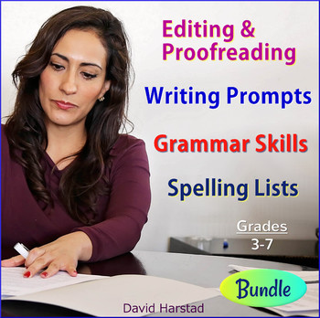 Daily eBooks + 91 Editing and Proofreading Worksheets + Handwriting Practice...