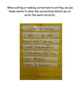 Daily oral language grammar practice